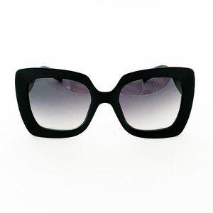 Marc Jacobs Oversized Square Black Sunglasses